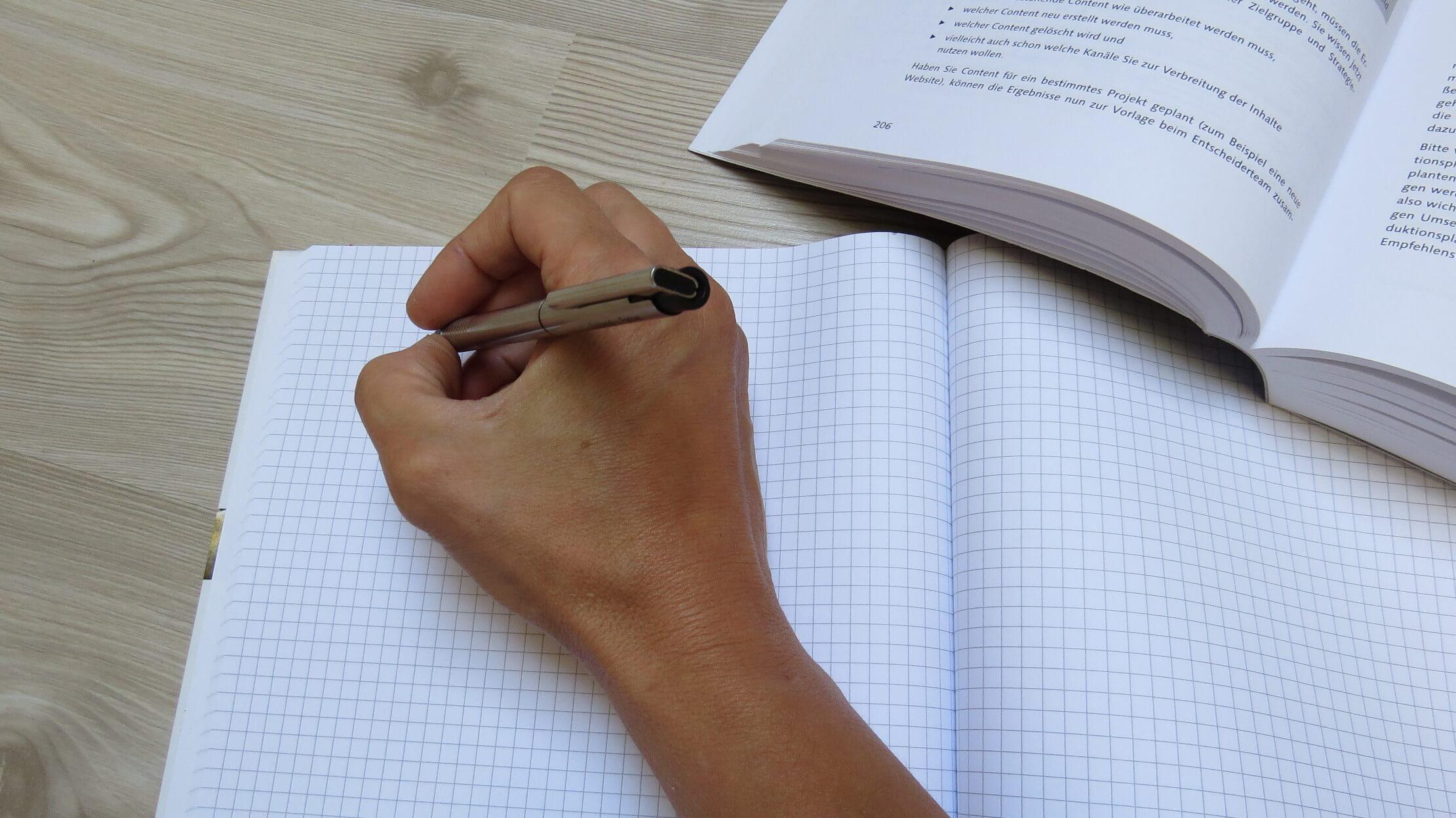Probetexte schreiben oder nicht?
